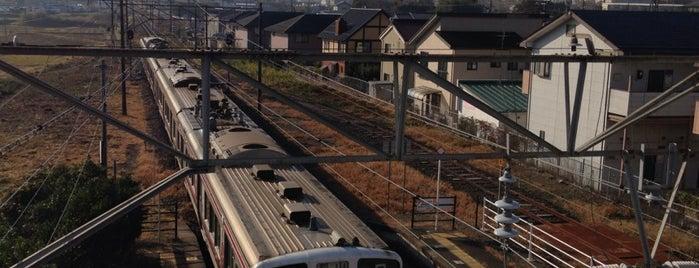 Kikuta Station is one of JR 미나미토호쿠지방역 (JR 南東北地方の駅).