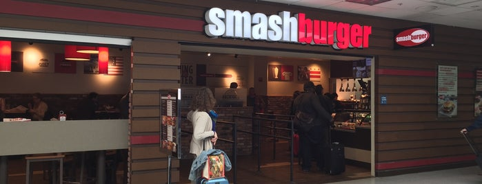 Smashburger is one of Posti che sono piaciuti a Christian.
