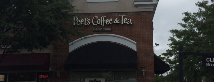 Peets Coffee & Tea is one of Orte, die Fatma gefallen.