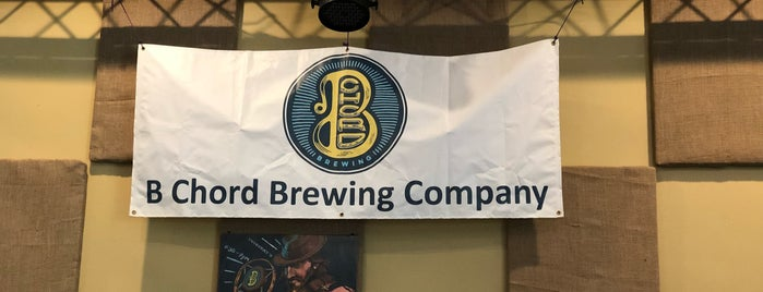 B Chord Brewery is one of Loudoun Ale Trail.