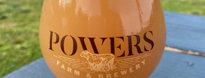 Powers Farm & Brewery is one of Date Spots.