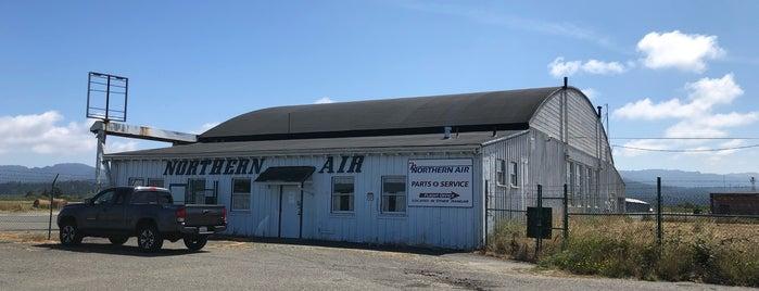 Murray Field/Eureka Airport - EKA is one of Airports.