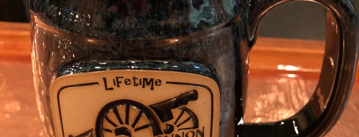 Tin Cannon Brewing Co is one of Loudoun Ale Trail.
