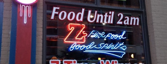 Z's Bar & Restaurant is one of Locais curtidos por John.