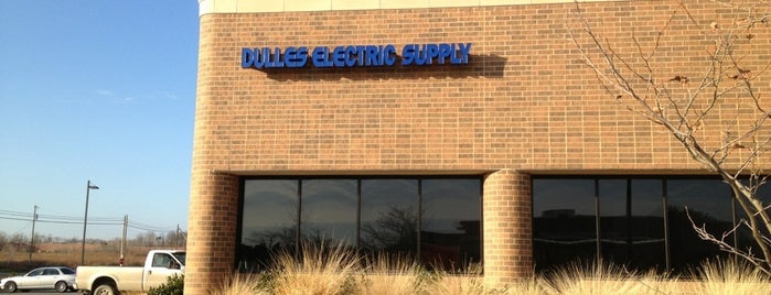 Dulles Electric & Supply Corp. is one of Terri's Liked Places.