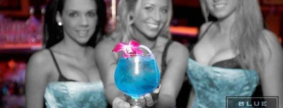 Blue Martini is one of Broward Palm County New Times 2013 Len.