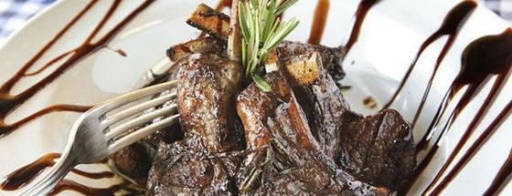 cafe la buca is one of Ten Best Italian Restaurants in South Florida.