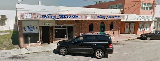 Kim's Alley Bar is one of Top Ten Dive Bars in Broward County.