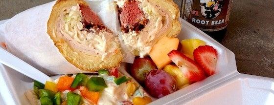 Hugh & Richie's Seaside Deli & Market is one of Ten Best Sandwich Shops in South Florida.