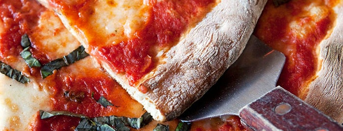 Luigi's Coal Oven Pizza is one of A State-by-State Guide to America's Best Pizza.