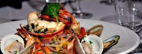 Caffe Luna Rosa is one of Ten Best Italian Restaurants in South Florida.