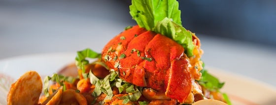 Vic & Angelo's is one of Ten Best Italian Restaurants in South Florida.