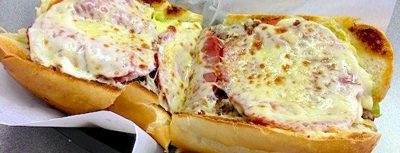 Rinaldi's Italian Deli is one of Ten Best Sandwich Shops in South Florida.