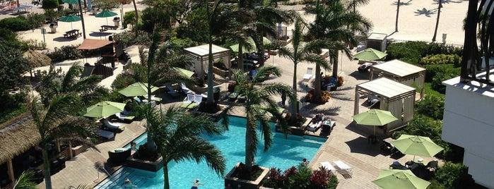Aruba Marriott Resort & Stellaris Casino is one of Aruba.