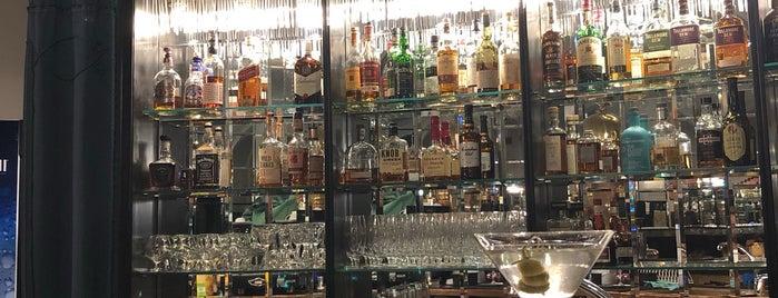 Americký bar is one of Prague.