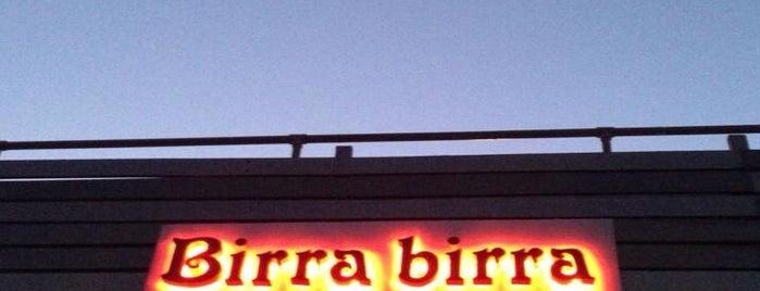 Birra birra is one of drinks.