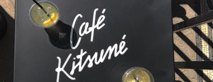 Café Kitsuné is one of [To-do] Paris.