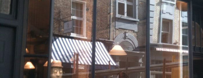 Monmouth Coffee Company is one of Great Independent Coffee Shops in London.