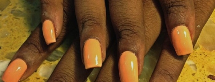 Nail Spa is one of personal favs..
