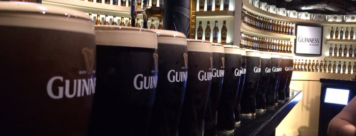Guinness Academy is one of Ireland. Places.