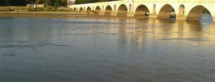 Tunca Nehri is one of Bir Gezginin Seyir Defteri 2.