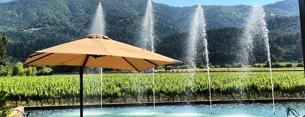 Alpha Omega Winery is one of Napa Valley Favorites.
