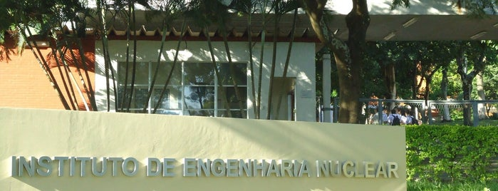Instituto de Engenharia Nuclear (IEN) is one of UFRJ.