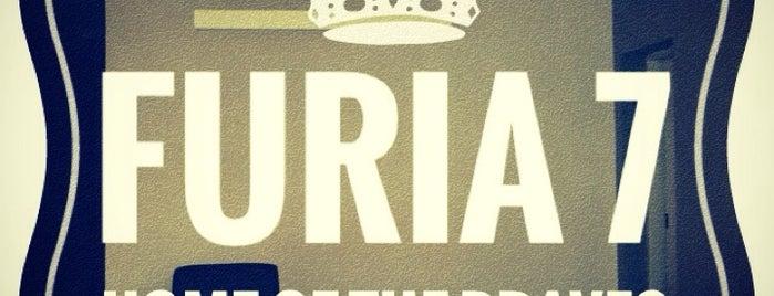 Furia 7 is one of Fernando 님이 좋아한 장소.