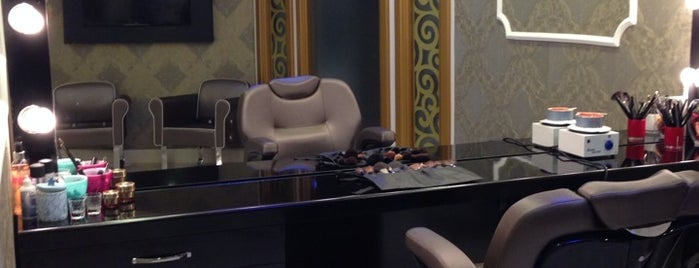 Katre Hair Studio is one of Tempat yang Disukai Anastasia.