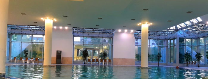 Lotus Thai SPA is one of SPA centers of Astana.