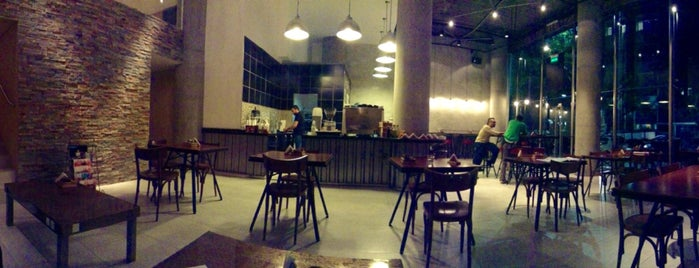 Hay Café Café is one of cafes.