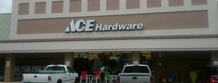 Ace Hardware is one of hardware store.