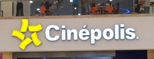 Cinépolis is one of Emilio 님이 좋아한 장소.