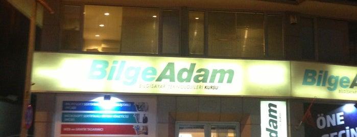 Bilge Adam - Bilgi Teknolojileri Akademisi is one of Ankarada Ne 님이 저장한 장소.
