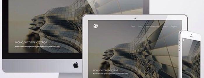 In-App Studio. Создаем стильные и удобные сайты. is one of Posti salvati di D..