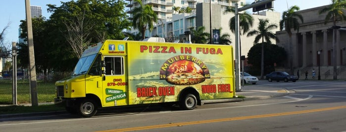 Pizza in Fuga is one of Great picks.