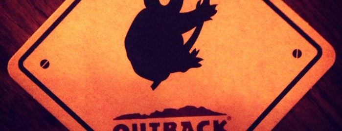 Outback Steakhouse is one of Esquenta - Bares.