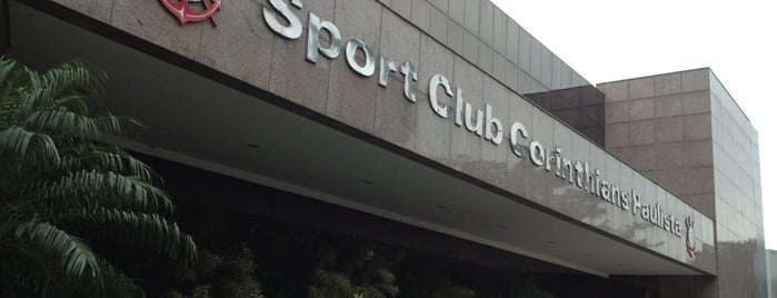 Sport Club Corinthians Paulista is one of Bruno : понравившиеся места.