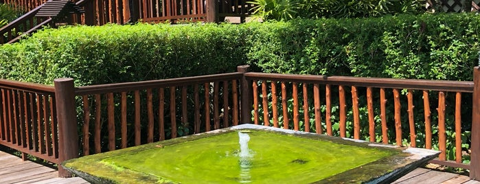 Le Vimarn Cottages Resort & Spa is one of Origin Rest.