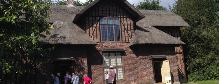 Queen Charlotte's Cottage is one of Top 10 Peaceful Places In London.