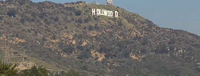 Mullholland Dr is one of LA.