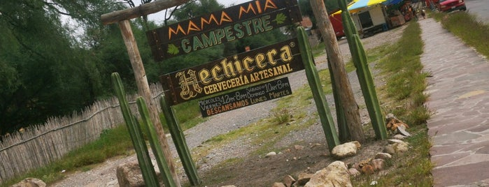 Mama Mia Campestre is one of SMA.