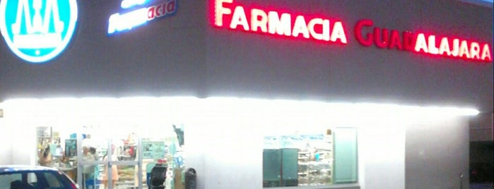 Farmacia Guadalajara is one of Ismael : понравившиеся места.