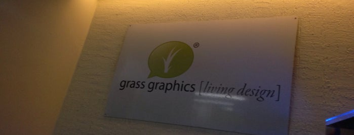 Grass Graphics is one of Cosas casa.