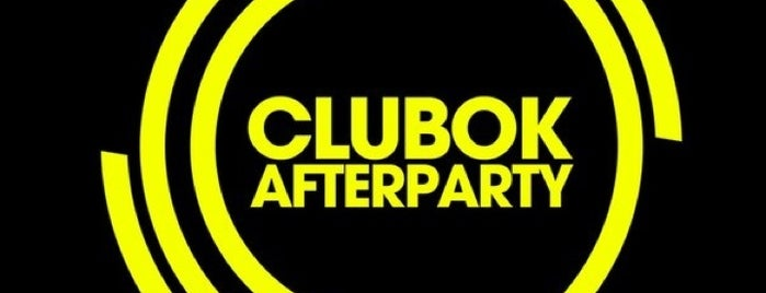 CLUBOK AFTERPARTY is one of Locais salvos de Dima.