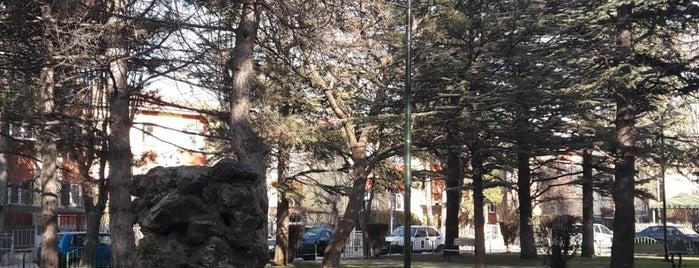 Havacılar Parkı is one of Özlem'in Beğendiği Mekanlar.