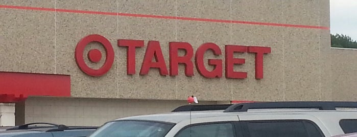 Target is one of Krystal's Liked Places.