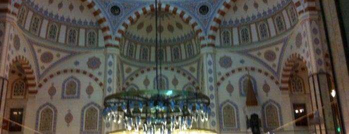 Bahçelievler Hafız Ali Camii is one of Istanbul.