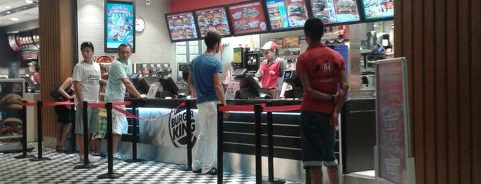 Burger King is one of Emre 님이 저장한 장소.