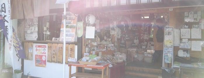 今西酒造 駅前店 cafe 三輪座 is one of 高井'ın Beğendiği Mekanlar.
